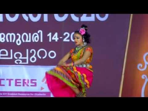 53rd Kerala State Kalolsavam  Malappuram, Folk Dance 1st Place Perfomance ,choreographer :job Mash video
