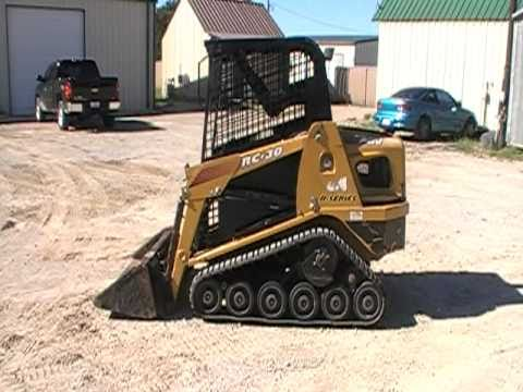 2002 ASV RC-30 SKID STEER TRACK LOADER FOR SALE!!