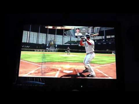MLB 12 The Show San Diego Padres vs Miami Marlins Pt 1