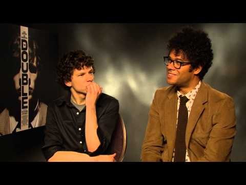 The Double -- Jesse Eisenberg And Richard Ayoade Interview