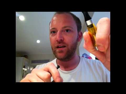 Vision eGo Clearomiser / CE4 review from Juicycigs.co.uk