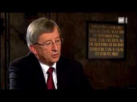 Sternstunden - Jean-Claude Juncker über Europa und die Schweiz