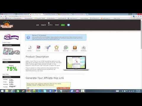 Affiliate Marketing Training|How To Sell Clickbank Products