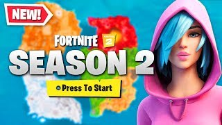 *NEW* CHAPTER 2 - SEASON 2 LEAKS in Fortnite! (New Skins, Changes + MORE)