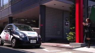 Fiat 500 Road trip to Japan: Kyoto