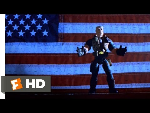 Small Soldiers (4/10) Movie CLIP - Speech of Speeches (1998) HD