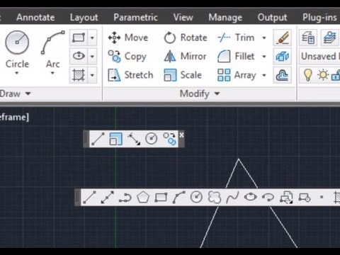 Full-Download Tutorial-autocad-2010-2011-parte-6-espa-ol-dibujo-en-2d