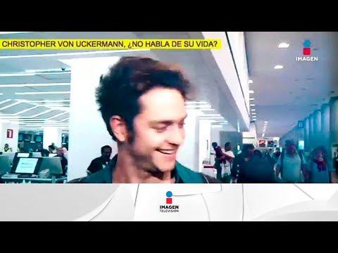 ¿Christopher Von Uckermann no habla de su vida privada? | De Primera Mano