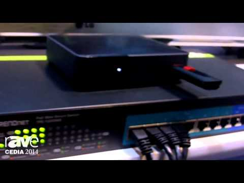 CEDIA 2014: Emcore Showcases Eclipse HD Gigabit Switch for Running HDMI Over IP