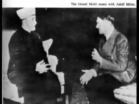 The Nazi Roots of Hamas, Palestinian Authority, & the Muslim Brotherhood