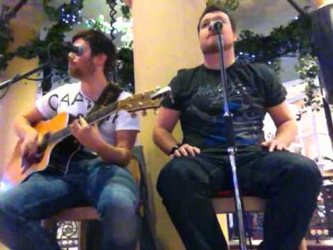 King & Jones - 'Lovely Day' - Bill Withers - Acoustic Cover
