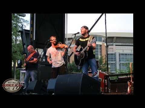 Stoney Larue at Lone Star Jam 2013 performing One Chord Song