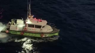 Symphony of the Seas - Miami Dade Fire Rescue 8/8/19
