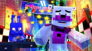 Minecraft Fnaf: Bonbon Hacks Funtime Freddy (Minecraft Roleplay)
