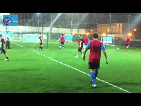 Infinia Vs Monarca (T6 Copa J. Zanetti)
