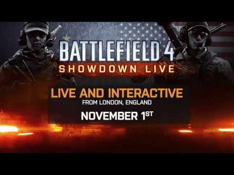 Battlefield 4: Showdown Live - Team US