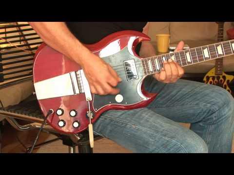 2012 Gibson SG