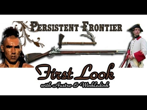 Persistent Frontier - First Look
