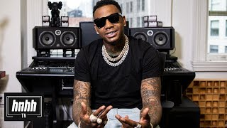 Moneybagg Yo on J. Cole Collab, Teases Project with Kevin Gates & More (HNHH Interview 2018)