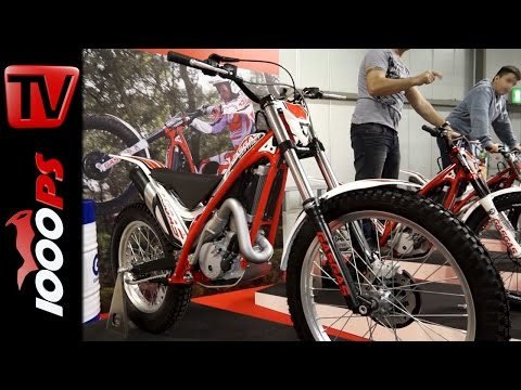 GASGAS Concept Trial and Union with OSSA | 2015