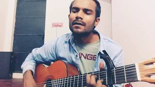 Hum tum title song | sanson ko sanson mein | guitar cover and chords| by pushkar singh