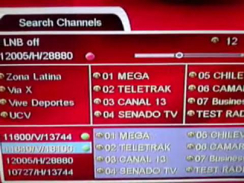 Configuracion Deco Cl4ro Tutorial FTA (Inicializacion TV Satelital Libre y Gratis)