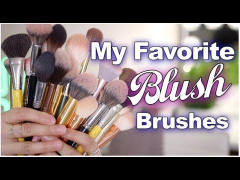 Blush Brush Favorites