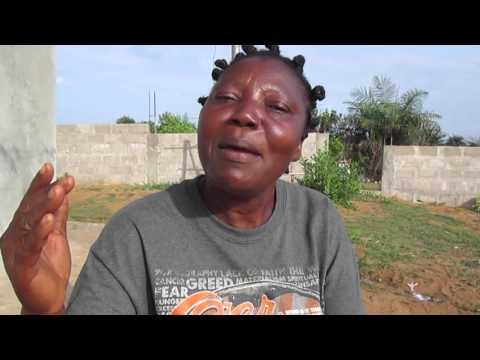 Happy and Ebola Hope 2 Liberia 2015