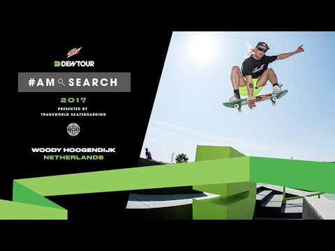 Woody Hoogendijk Interview | 2017 Dew Tour Am Series