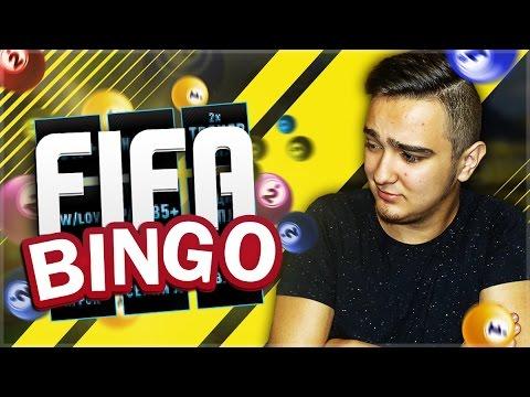 FIFA 17 - БИНГО