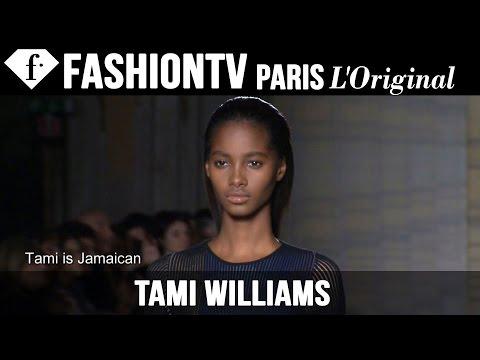 Tami Williams | Model Talk EXCLUSIVE | Fall/Winter 2014-15 | FashionTV