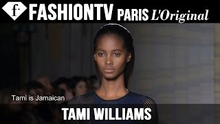 Tami Williams | Model Talk EXCLUSIVE | Fall/Winter 2014-15 | FashionTV