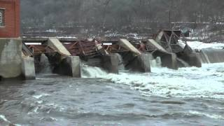 Flooding Fort Dodge Iowa 2016 Hydro Electric Dam Webster County Best ever