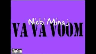 Watch Nicki Minaj Va Va Voom (Ft. Future) video