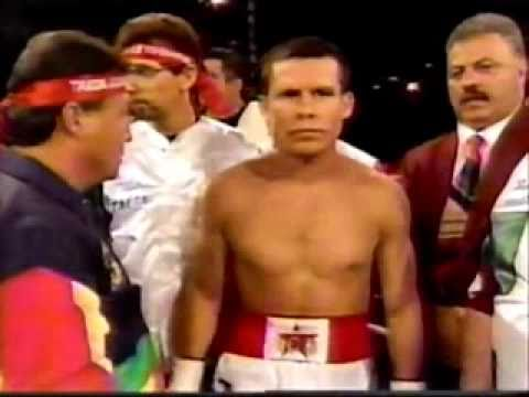 Julio cesar chavez highlights!