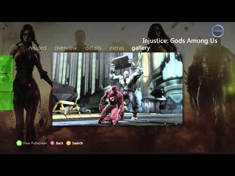 How to Get Zombie Mode To Work On Injustice Xbox360 7/4/13