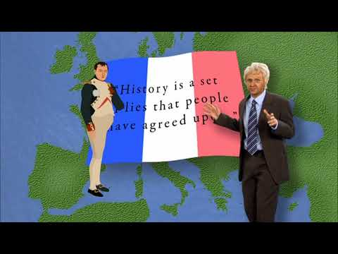 Horrible Histories        Georgians   News Bob Hale s Napoleon Rep   Song We re the  Georgian Navy S