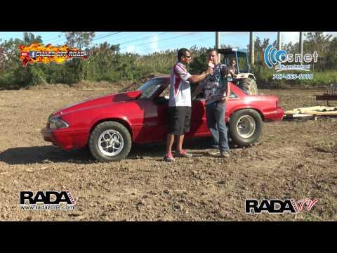 """Noticapsula RADAZONE.COM Arecibo Sand Drag """"El Marshal"""" Freddie Barreto 2 2015"""
