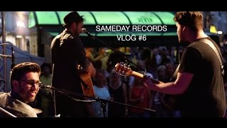 SAMEDAY RECORDS VLOG 6