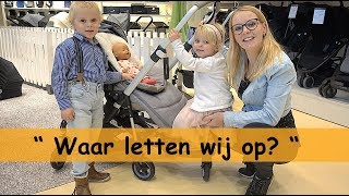 KiNDERWAGEN SHOPPEN ! | Bellinga Family Vlog #820