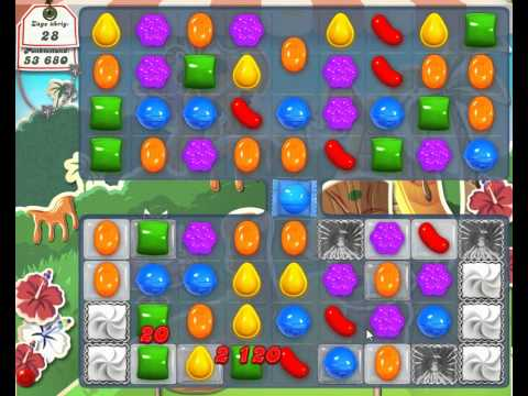 Candy Crush Saga Level 197