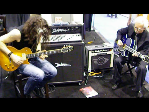 NAMM 2011 - Alex Skolnick JAZZ Session - Heritage Guitar Booth - Jan 15th 2011