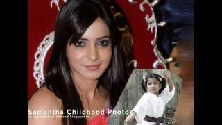 samantha childhood photos,friends photos