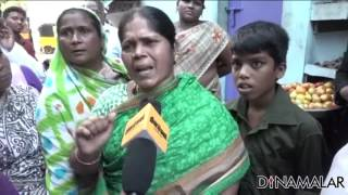 Public Comments Against Sasikala for Elected as Tamil Nadu Chief Minister