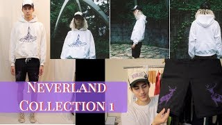 NEVERLANDsupply drop 1 (My 1st Clothing Collection)
