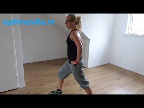 12 Min Cardio Workout - Vetverbranding En Conditie video