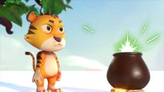 Tigra and Miar   Animated short   For my Girl!