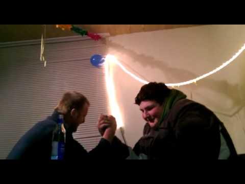 JackHorst: Armdrücken | Max VS. Langer