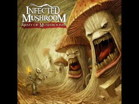Infected Mushroom - Army Of Mushrooms Full Album