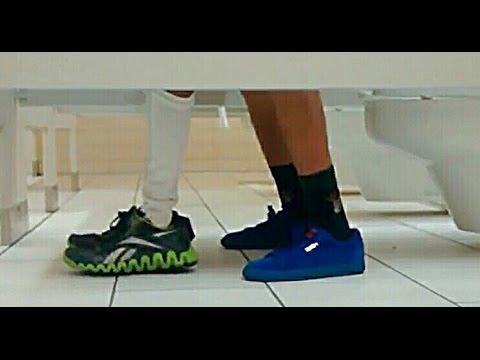 Sex In The Bathroom Prank (gay Version) video